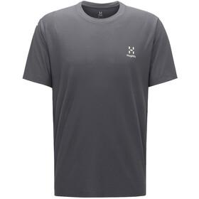 Haglöfs L.I.M Tech T-shirt Heren, magnetite